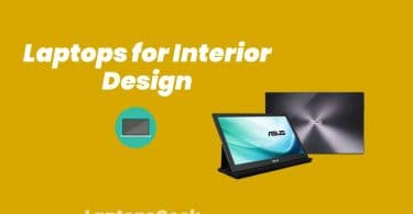 best laptops for interior design