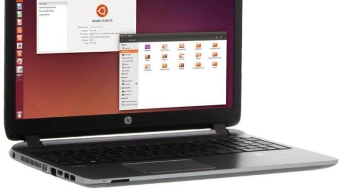 linux as operating system for laptop