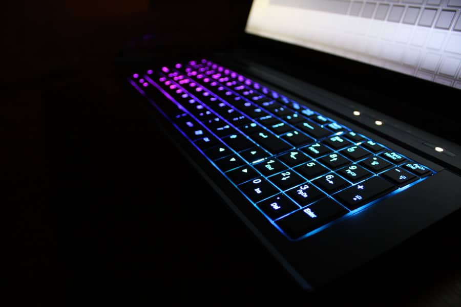 laptops with backlit keyboard