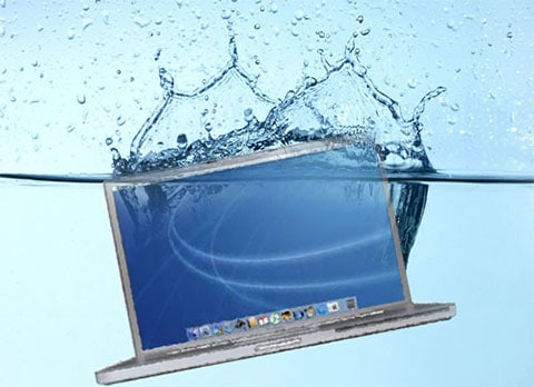 What To Do If You Spill Water On Your MacBook