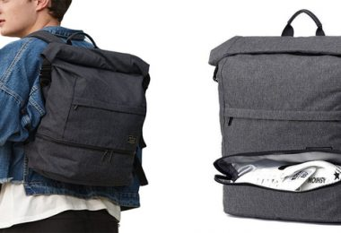 Best Backpack with Shoe Compartment