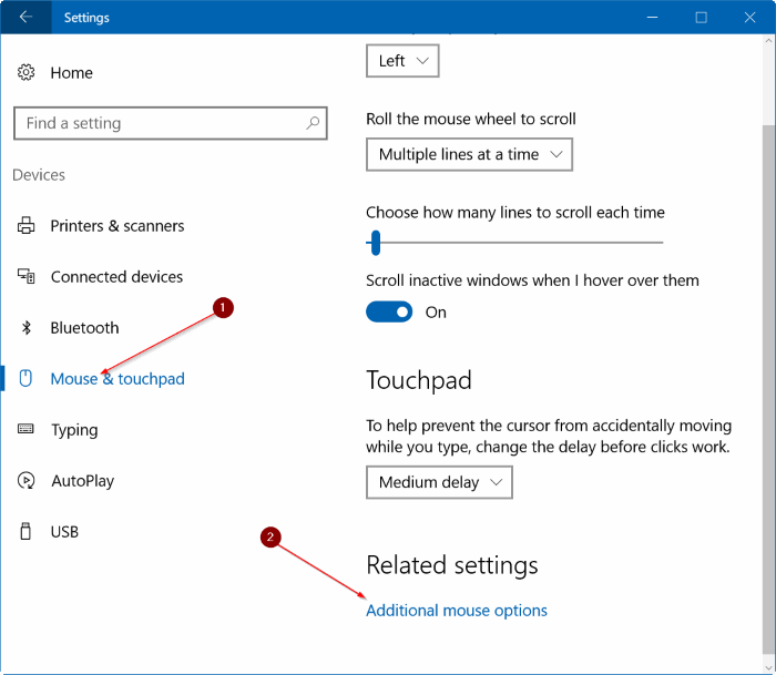 How to Change Your Mouse DPI in windows 10