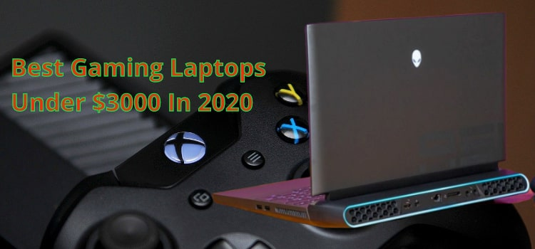 Best Gaming Laptop Under 3000
