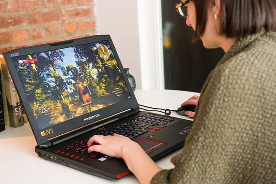 gaming laptops with good battery life